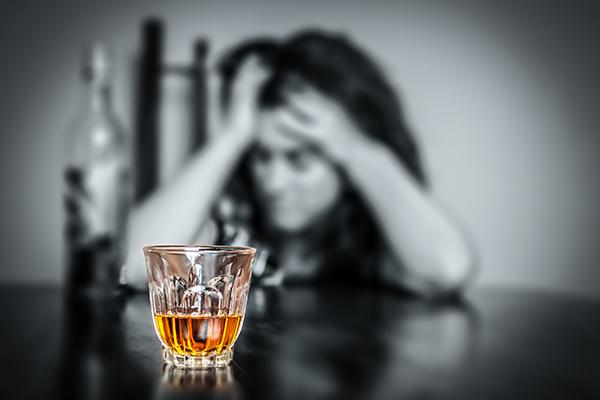 Trattamento di dipendenza di tossicodipendenza di fumo di alcolismo